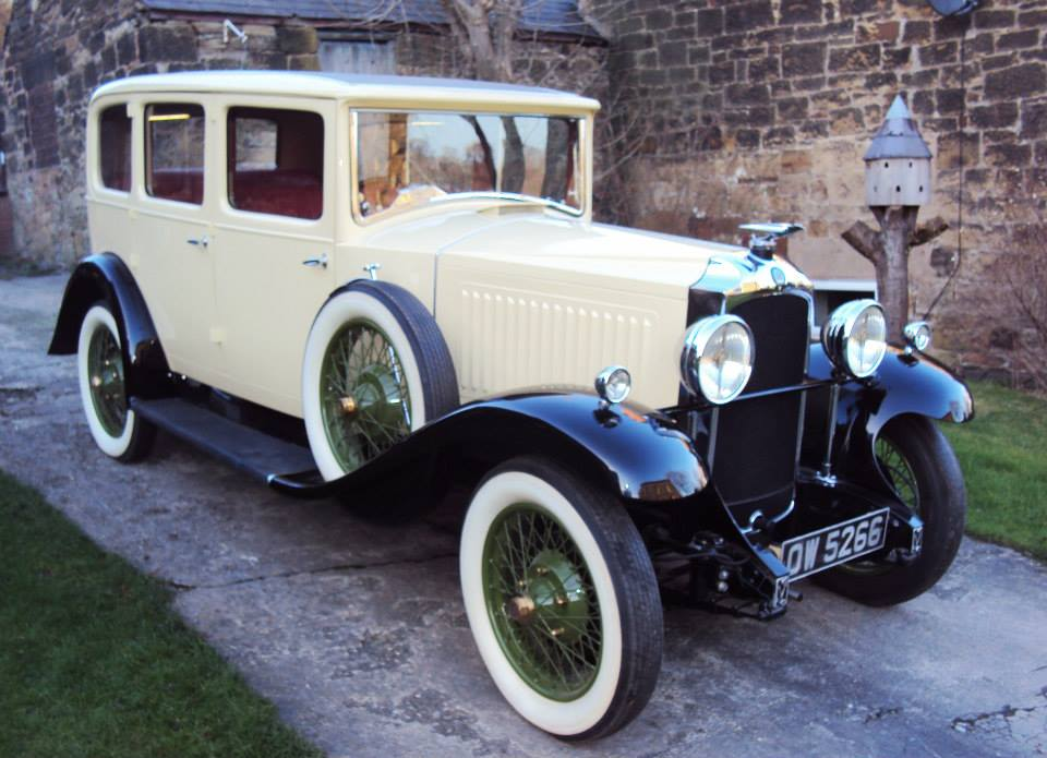 1929 Vauxhall Grosvenor 20/60