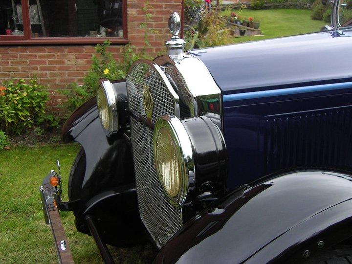 1924 Buick Roadster RHD
