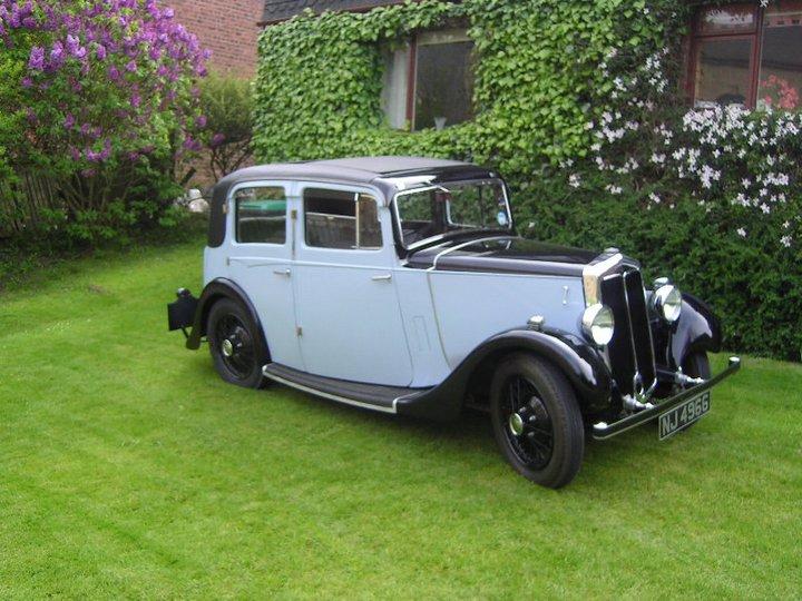 1934 Lanchester LA 10