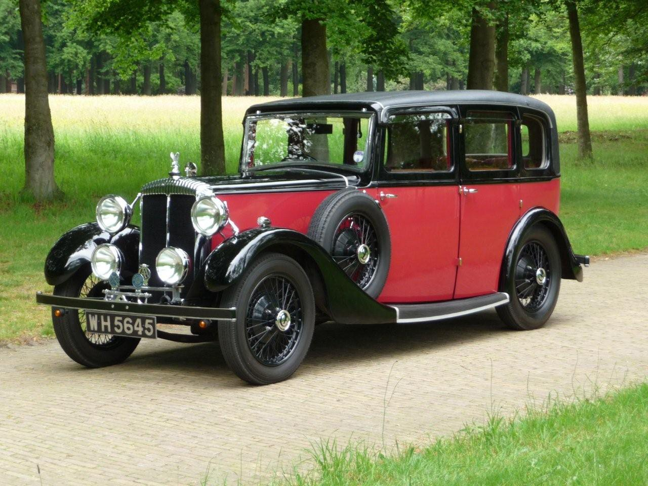 1934 Daimler Light 15